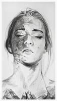 charcoal.girl by AndriyMarkiv
