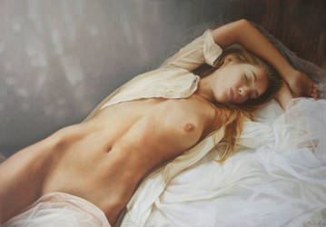 figure.oil by AndriyMarkiv
