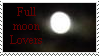 Full Moon Stamp by TheBladeDragon