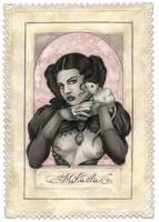Mikaela by Zoe-Lacchei