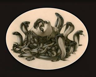 Medusa by Zoe-Lacchei