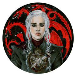 The Bleeding Heart of Daenerys Targaryen