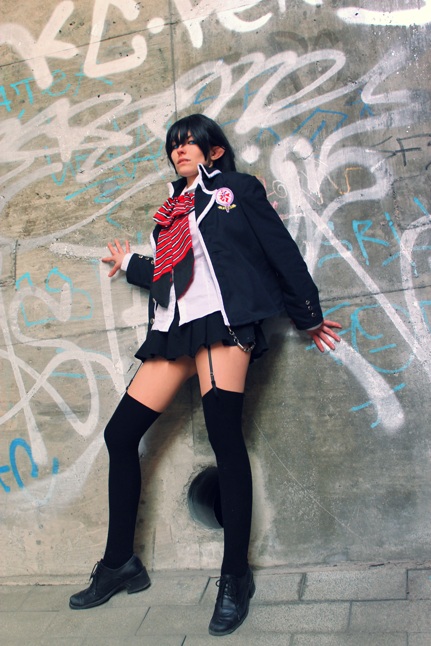 Female Rin Okumura by Pahisman