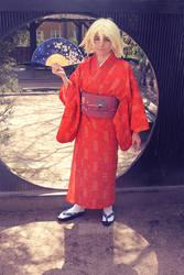 Kimono Ivan Karelin by Pahisman