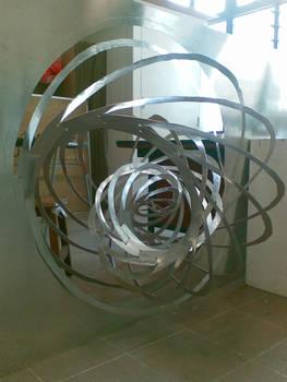 metal concentric twist thingie