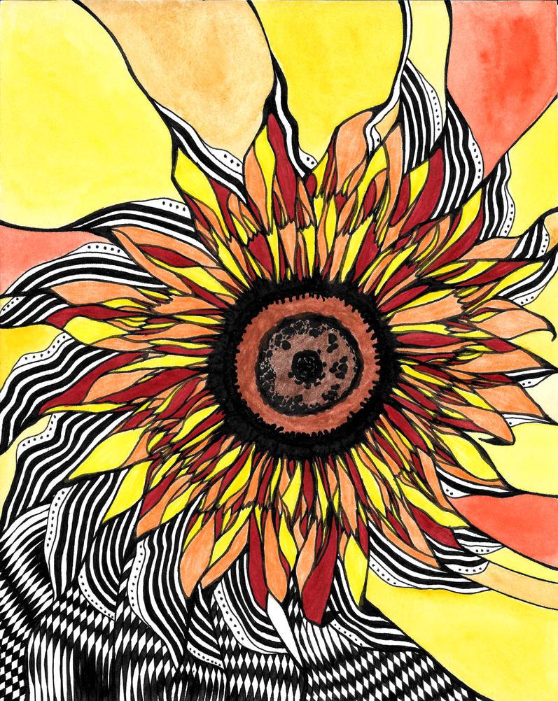 Sunflower by CristianoTeofili