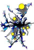 Composizione Blu by CristianoTeofili