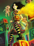 Alice in the Doll House