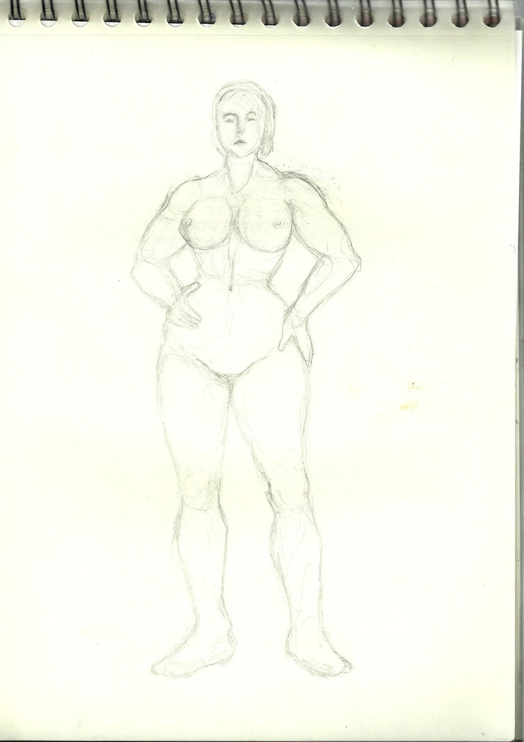 Woman by Splaf