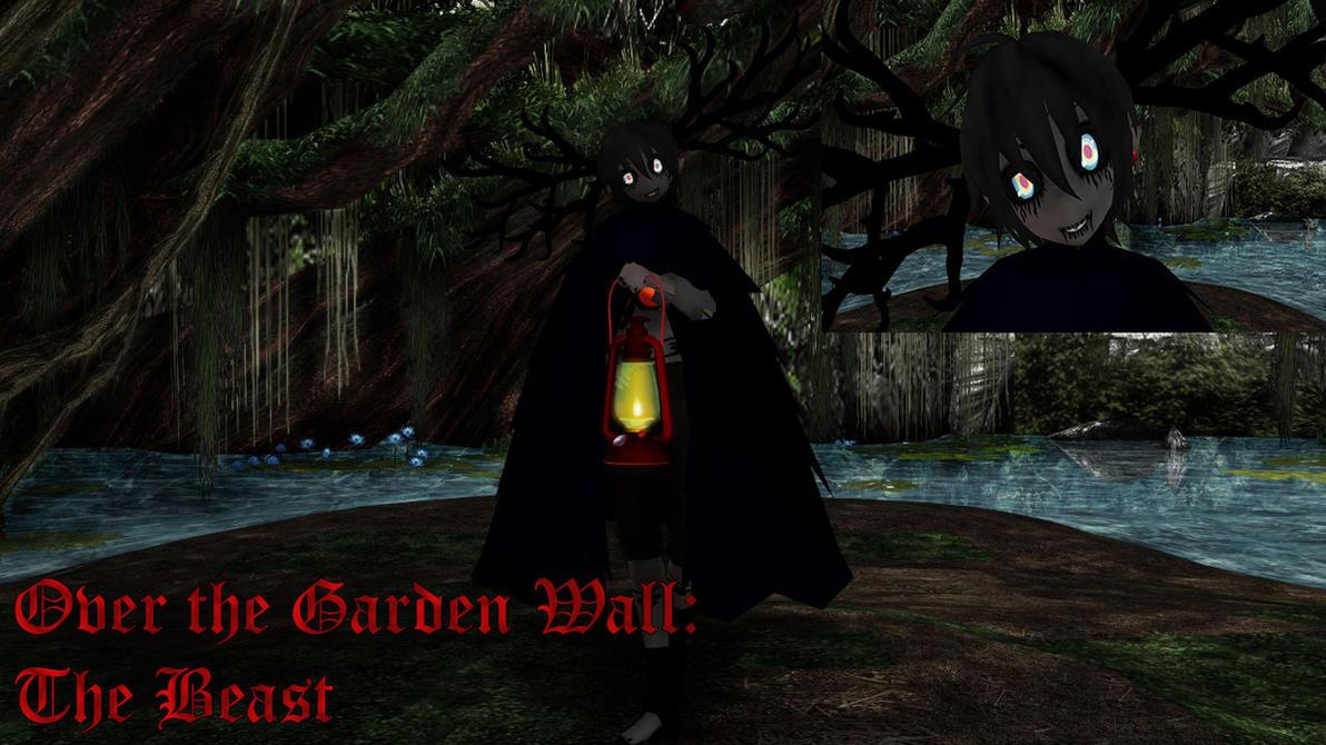 Over The Garden Wall The Beast Mmd Model Dl By Allena Frost Walker On Deviantart
