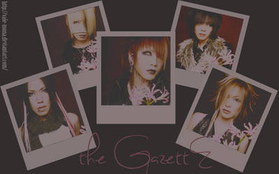 the GazettE Reila