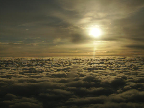 above the clouds stock 2