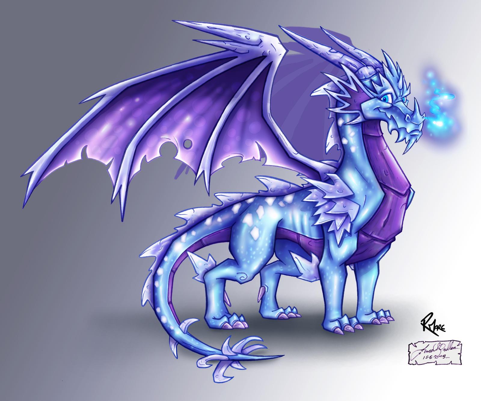 TLoS DragonGuardian Cyril