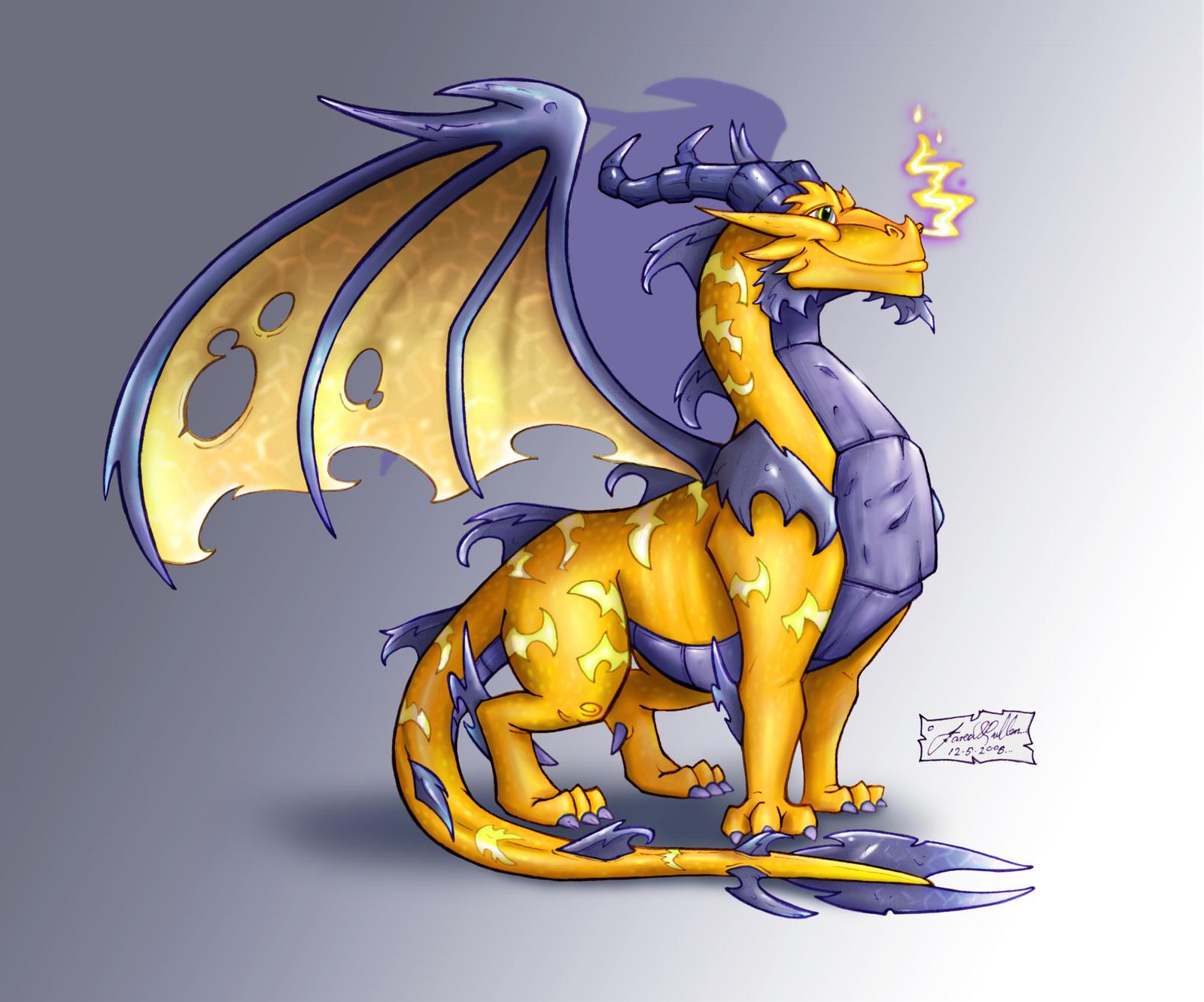 TLoS DragonGuardian Volteer