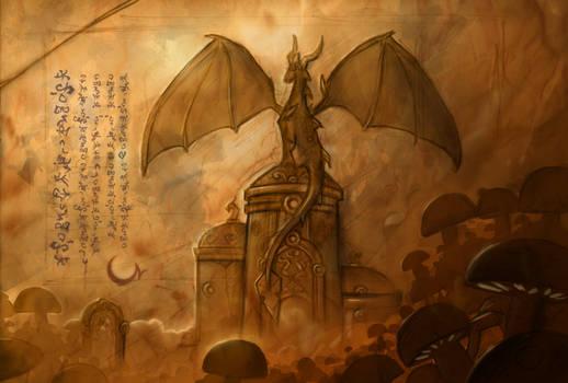 TLoS StoryScroll Spyro Phrophesy