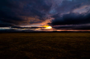 Sunrise on Iceland by dannesyd