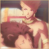 Gilgamesh avatar by mnbvcxzasdfghjklpoiu