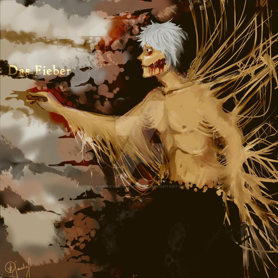 Das Fieber. Halloween Hetalia. by AsmodeusSchizophrene