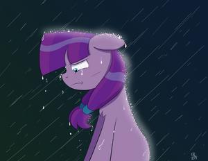 Disillusioned//Lily in the Rain
