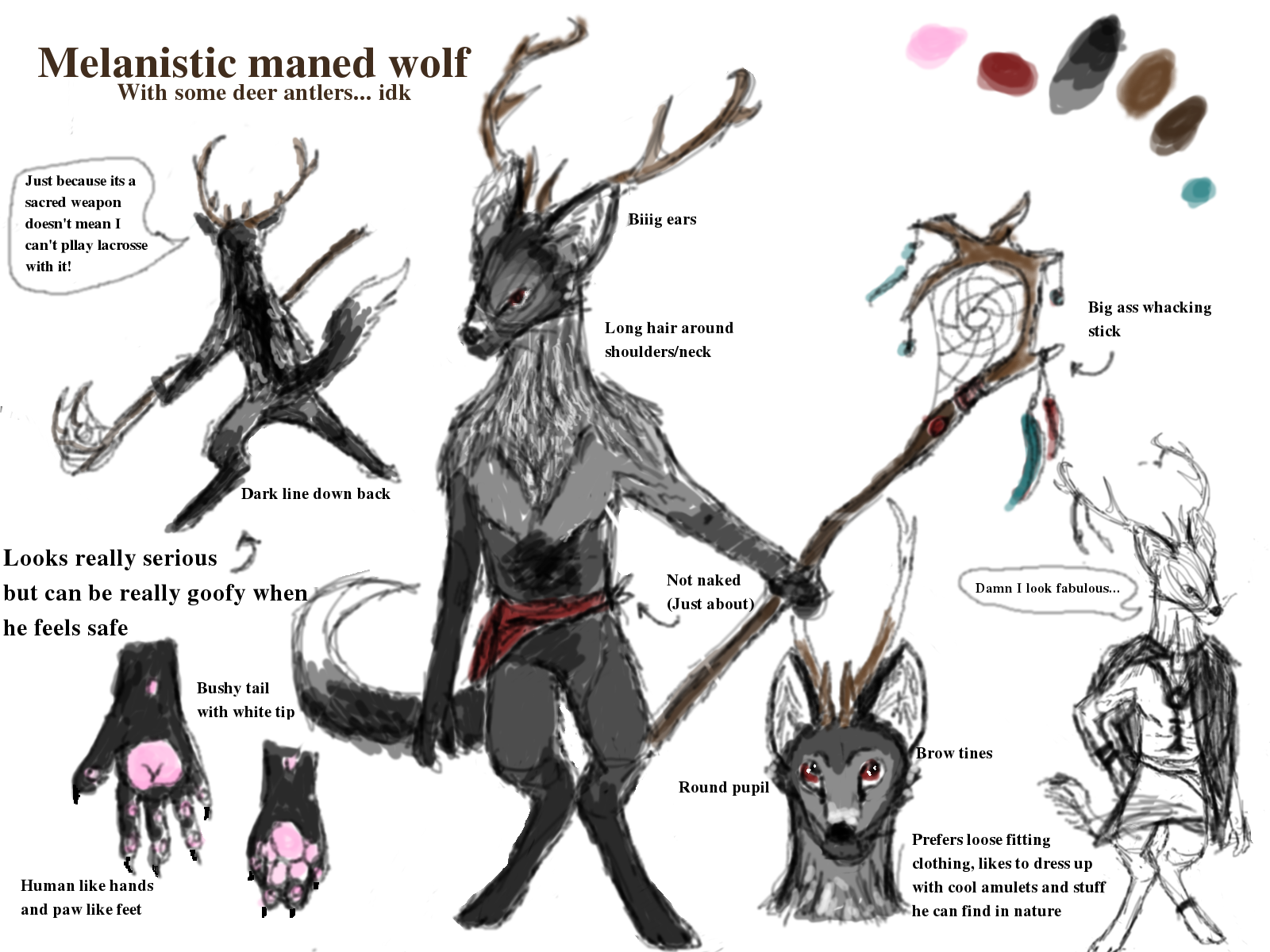 A Lot Of Maned Wolf By Loputyn Deviantart Com On: Contest Entry By Jewel-Wing On DeviantArt
