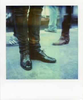 le sue scarpe da uomo