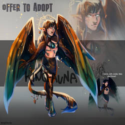 [CLOSED] Offer To Adopt