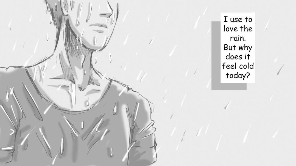 I use to love the rain by Taiyaki-Iced