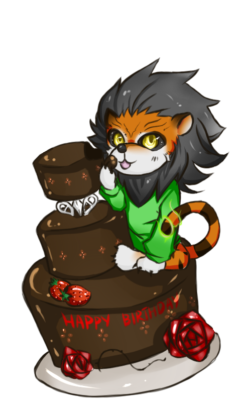 Happy Birthday by ManticoralTiger