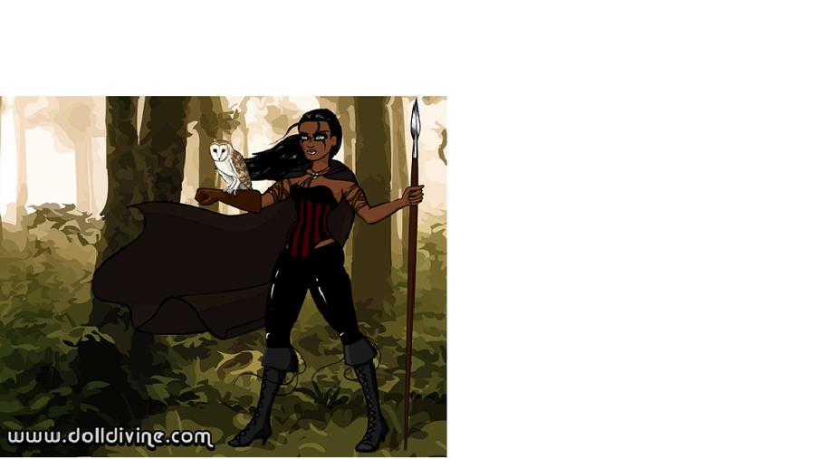 Tala: Warrior Woman by baronessofblades on DeviantArt