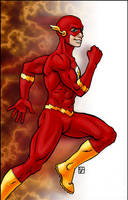 The Flash by KabochaN