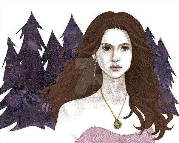 Elena by KabochaN