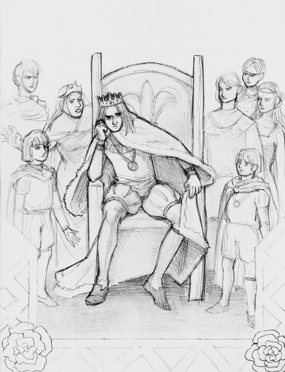 Richard III by KabochaN