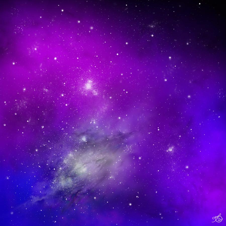 neon nebula in space - photo #8