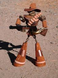 The Cowboy by MisterMustafarandi