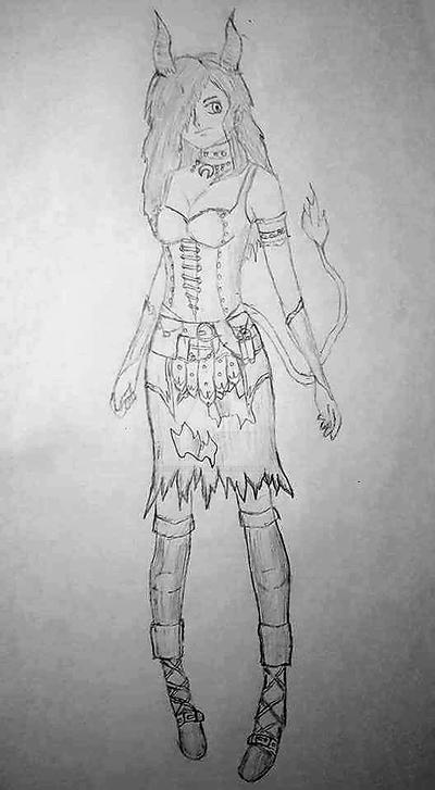 deviantart character sketches - photo #20