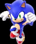 Sonic Colors Render