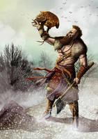 hunting by bakarov