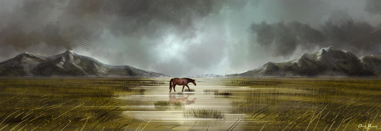 Lonely by bakarov