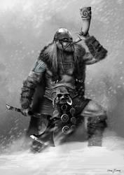 War Horn by bakarov
