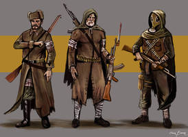 Red Army Concept by bakarov