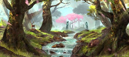 Jungle practice by bakarov