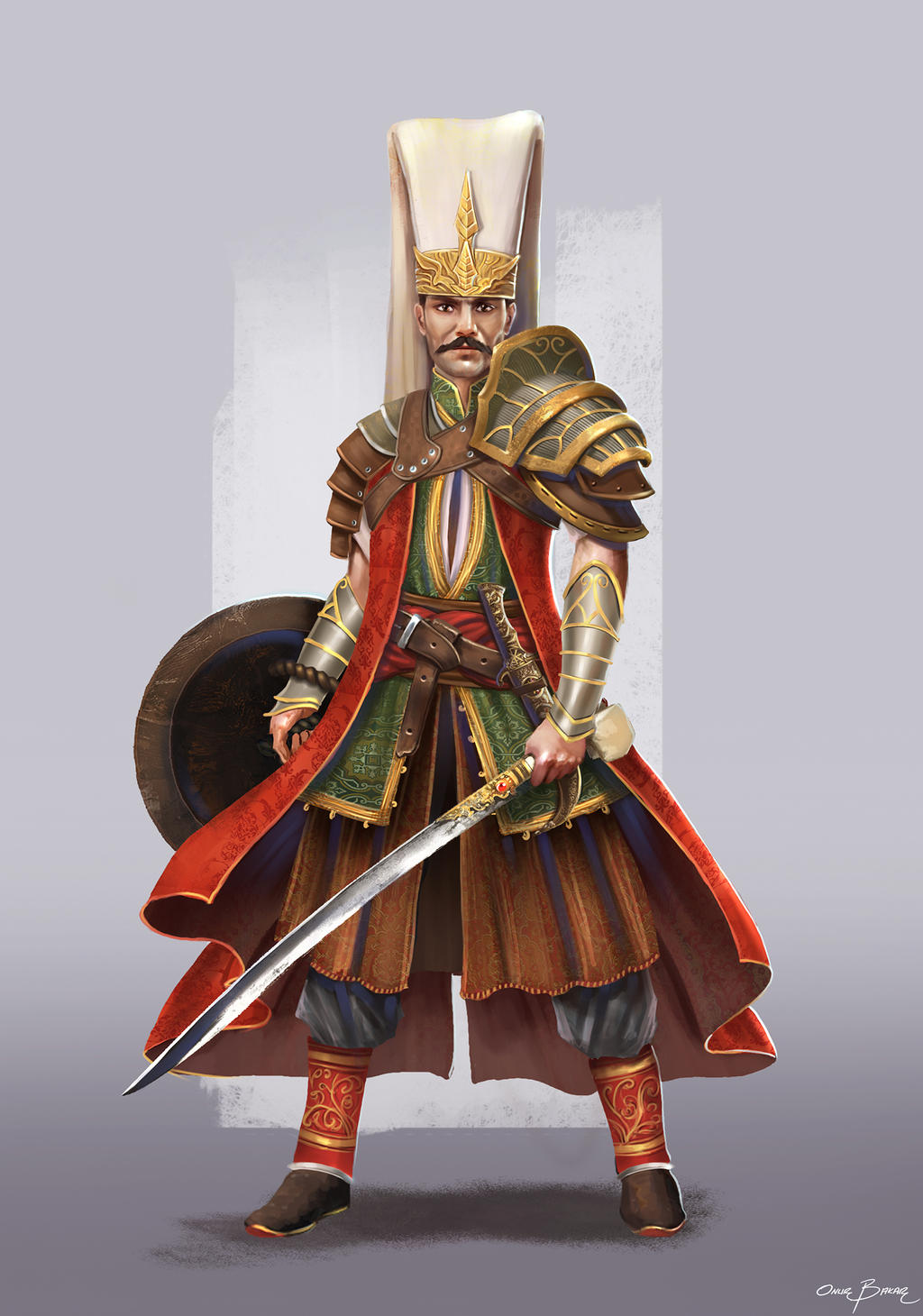 Ottoman Warrior Www Imgkid Com The Image Kid Has It