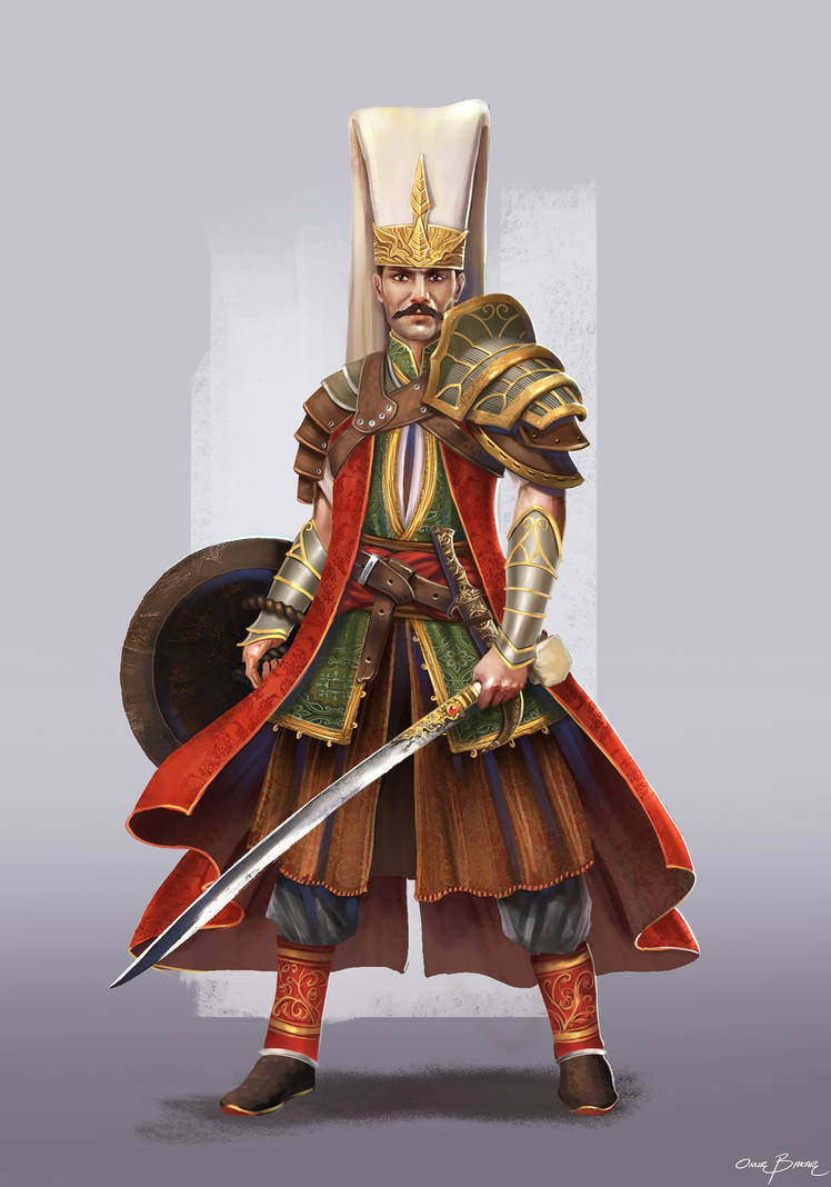 Ottoman Wars - Janissary by bakarov on DeviantArtOttoman Empire Janissaries