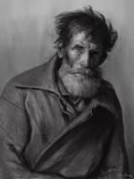 A Shy Peasant by bakarov