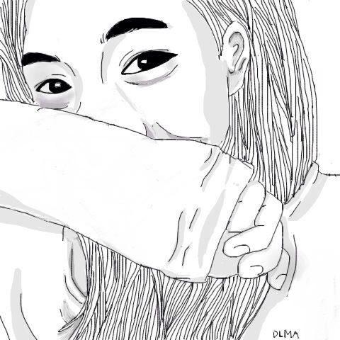 Outline: Myself by mxkeyspenguin