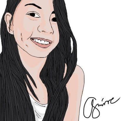 Portrait: Angelie Ventura by mxkeyspenguin