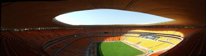 Soccer City Panoramic