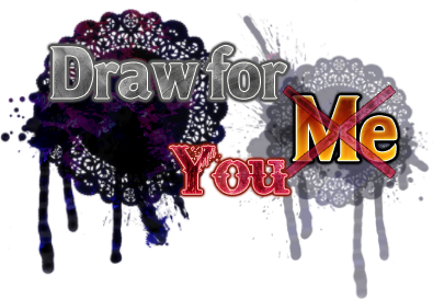 [ACE/Terminado]Draw for Me/You Draw_for_me_you_logo_by_dopellserch-d6bcs93