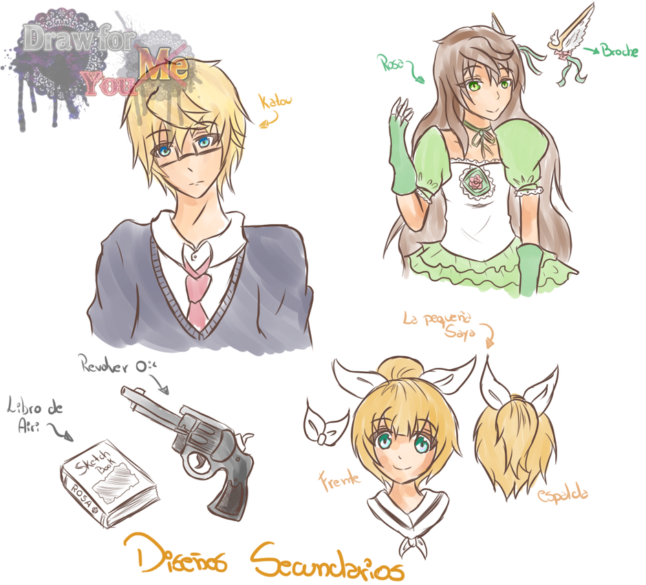 [RPG Maker ACE] Draw for me/you Personajes_draw_for_meyou_by_dopellserch-d6dlwtq