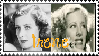 Irene Dunne stamp by KaraKittyCat